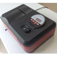 Wholesale Automatic wavelength adjustment LCD Screen Visible UV - Spectrophotometer Environmental Testing from china suppliers