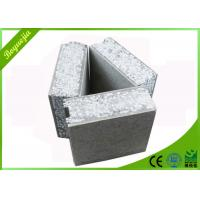 Wholesale EPS Cement Anti-Quake Composite Sandwich Panels For Wall Interior from china suppliers