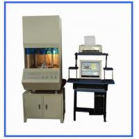 Wholesale Electronic Mooney Viscometer , Single Phase Rubber Testing Equipment from china suppliers