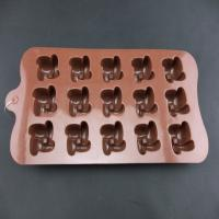 Wholesale Easy for wash & useful custom shape silicone chocolate candy molds, custom logos, sizes, colors, shape from china suppliers