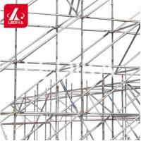 Wholesale Scaffolding Layer Truss / Aluminum Stage Lighting Truss Systems from china suppliers
