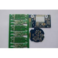 Wholesale Custom 2 Layers 0.2mm Thickness High Precision FR4 Double Sided PCB for Bluetooth from china suppliers