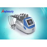 Wholesale 3 Size Portable Lipo Laser Slimming Machine for cellulite removal 100 - 240V AC from china suppliers