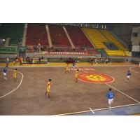 Wholesale Customized Colorful PP Modular Outdoor Futsal Flooring, Anti-UV Waterproof Sports Floor from china suppliers