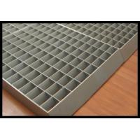 Wholesale Galvanized serrated aluminum or BS4360( 43A ) steel bar grating chrome plated for floor from china suppliers