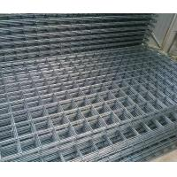 Wholesale Prefab Steel Frame Building Kits Ribbed Seismic 500E Rears Square Mesh Size 6m X 2.4m from china suppliers