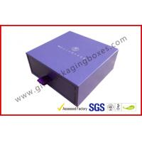 Quality Printed Cardboard Gift Packaging Boxes Rectangle Recycled Square Gift Boxes for sale