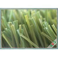 Wholesale High Wear Resistance Garden / Landscaping Artificial Turf With Green Color from china suppliers