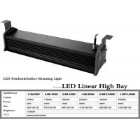Quality Wall Mounting Linear Suspended LED Lighting High Bay IP66 With 50-400W Power , CE RoHS for sale