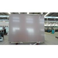 Buy cheap Painted glass / Lacquered Glass/ Lacobel Glass of  RAL8017 Dark Brown from wholesalers
