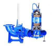 Quality SUNWARD WQD Series 0.75kW Submersible Sewage Pump for sale