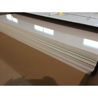 Wholesale Ivory White PVC Ceiling Panels Glossy Oil Protecting Plastic Ceiling Tiles 603mm x 1210mm from china suppliers