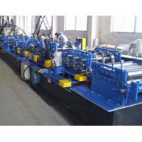 Wholesale Galvanized Steel CZ Purlin Roll Forming Machine Fully Automatic High Speed from china suppliers