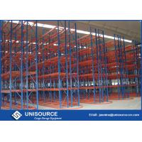 Wholesale Heavy Duty Storage Racks , Customized Warehouse Storage Racks CE / ISO Approved from china suppliers
