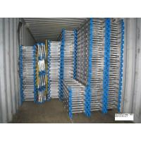Wholesale 10 / 14 / 18 / 20 Steps Aluminium Scaffold Beams , Scaffold Lattice Beams from china suppliers