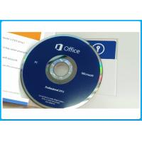 Wholesale LICENZA Microsoft Office Pro 2013 plus key 100% activation Microsoft Office 2013 Pro PKC box for 1PC from china suppliers