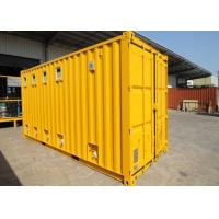 Wholesale Insulated Cargo ISO Modified Shipping Containers Garage For Public Washroom from china suppliers