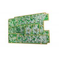 Wholesale Microwave Rogers PCB / RF Rogers 4003 Immersion Gold Printed Circuit Boards 3OZ from china suppliers