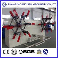 Wholesale SC50×75 25N M Tube Winder Machine Plastic PE Pipe Coiler  WPA120 from china suppliers