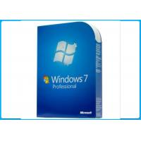 Wholesale Multilanguage windows 7 pro DVD OEM COA / License with English / French / Italian / Polish from china suppliers
