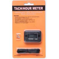 Wholesale Inductive Digital Waterproof TACH Hour Meter  for Marine,Motorcycle,Snowmobil,ATV from china suppliers
