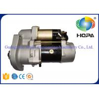 Wholesale 24 V 5.5kW Metal Engine Starting Motor 11 Tons For Hino EF750 EG100 EP100 from china suppliers