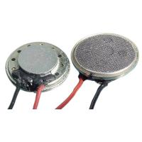 Wholesale High Frequency 15mm Mylar Speaker with 0.5W Rated Power and 8Ω at 1KHz from china suppliers