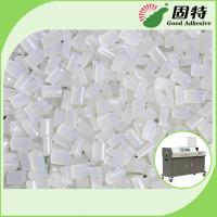 Wholesale Milky White Granule Bookbinding Hot Melt Glue Adhesive , EVA And Viscosity Resin Spine Glue from china suppliers