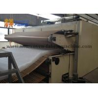 Wholesale Non Adhesive Thermal Bonding Machine For Nonwoven Fabric Mattress Wadding from china suppliers