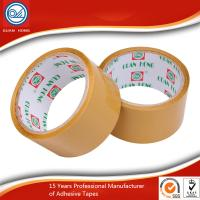 Wholesale Acrylic Or BOPP Colored Packaging Tape Stable Brown Professional from china suppliers