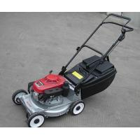 Quality Commercial Hand Push Garden Lawn Mower , Gasoline 18inch Lawn Mower for sale