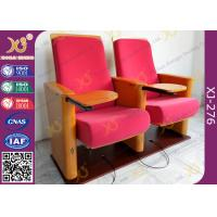 Wholesale Church Type / Theater Type Theater Seating Furniture With USB Port Phone Recharge from china suppliers