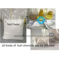 Wholesale Bodybuilding Legal Test base Steroids Testosterone Enanthate Powder Testosterone Base from china suppliers