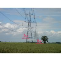Wholesale Greenfield tower for overhead transmission line project from china suppliers