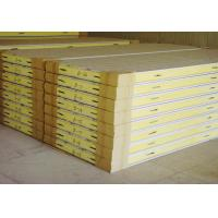 Wholesale Pu sandwich panel for Insulation Projects PU sandwich boards for Prefab houses from china suppliers