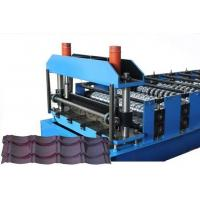 Wholesale CE Sheet Metal Roll Forming Machines , Roofing Sheet Making Machine from china suppliers