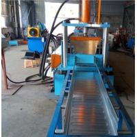 Wholesale Easy Operation Trench Cable Tray Roll Forming Machine 22KW 600MM Width SGS from china suppliers