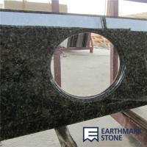 Wholesale Ubatuba Green Granite Vanity Top from china suppliers