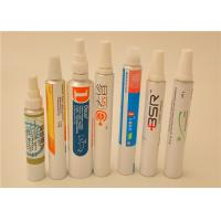 Wholesale Soft Aluminum Squeeze Eye Ointment Tube Sterile Eye Cream Aluminum Cream Tube from china suppliers