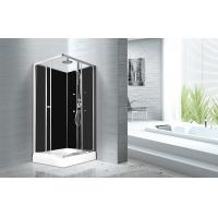 Wholesale Convenient Comfort Rectangular Shower Cabins Free Standing 1000 X 800 X 2250 mm from china suppliers
