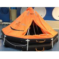 Wholesale CCS/EC/MED standard davit launched inflatable life raft prices from china suppliers