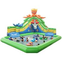 Wholesale commercial inflatable water park  from china suppliers