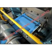 Wholesale Aluminium / Steel Selflock Roof Panel Roll Forming Machine with 3 Tons Decoiler from china suppliers