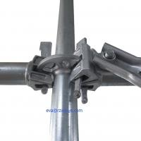 Buy cheap SGS certificated  Ringlock  all round scaffolding system for sale from wholesalers