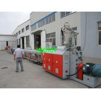 Wholesale PPR / PERT / HDPE Pipe Extrusion Line For Water Supply Pipe And Electrical Pipes from china suppliers