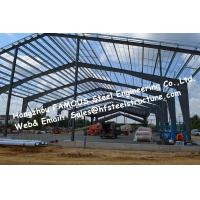 Buy cheap Chinese Prefabricated Steelwork Design And Qualified Q345 Metal Structure Manufacturing from wholesalers