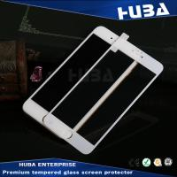Wholesale 2.5D Round Edge iPhone 6 plus Tempered Glass Full Screen Protector from china suppliers