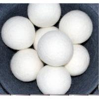 Wholesale 100% new zealand wool dry ball from china suppliers