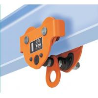 China 2Ton Hand Gear Hoist Trolley with Drop Stop on sale