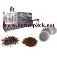 Wholesale Round shape tea bags packing machine coffee packaging equipment from china suppliers